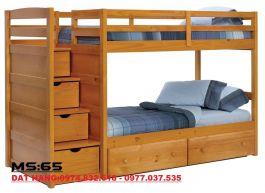 Giường tầng 165 (gỗ)