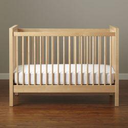 Giường cũi trẻ em faza 01 (mầu nâu)