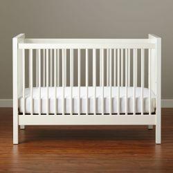 Giường cũi trẻ em faza 01 (mầu trắng)