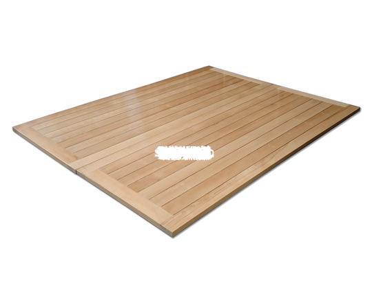 Phản giường gỗ tự nhiên