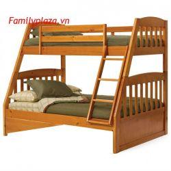 Giường 2 tầng LOGAN (mầu gỗ)