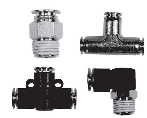 Pneumatic connectors