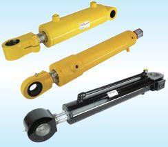 Round Hydraulic Cylinders