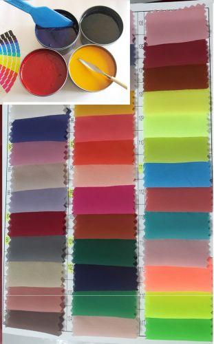 Màu lỏng dùng cho in vải