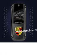 Điện thoại Porsche C911 2017 nắp gập sành điệu