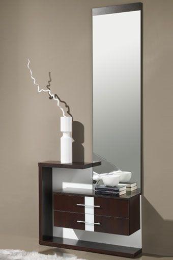 Kệ gương trưng bày 3in1