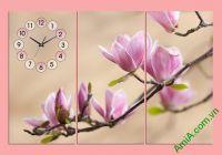 Tranh hoa mộc lan đẹp dịu dàng AmiA 304