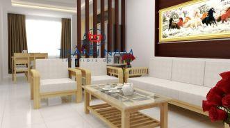 Cách lựa chọn bộ bàn ghế sofa phòng khách