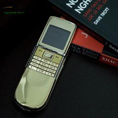 Điện thoại Nokia 8800 siroco mạ vàng 18k
