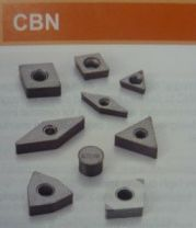 Mảnh dao tiện thép sau nhiệt luyện CBN Kyocera