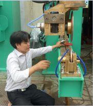 Máy hàn lăn ngang Nam Hàn Việt 120 KVA