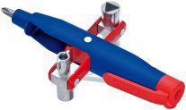 Chìa vặn khóa tủ điện kiểu cây bút Knipex - 00 11 07