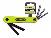 Bộ chìa lục giác 5 cây Stanley 69-260