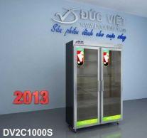 Tủ sấy bát, sấy khăn Đức Việt DV2C1000S