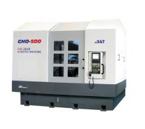 Máy lăn răng CNC S&T GHO-500