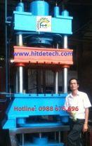 Máy ép thủy lưc song động Hitech S200