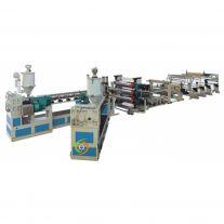 Dây chuyền sản xuất nhựa tấm Liên Thuận SBP800