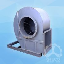 Quạt ly tâm Gteco 8-35.080 số 6,3 lắp 11kw (lắp động cơ gián tiếp)