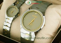 Đồng hồ Rado đá sapphire căp đôi - K068W