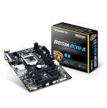 Gigabyte B85M-D3V-A (Chipset Intel B85/ Socket LGA1150/ VGA onboard)