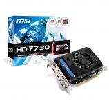 MSI R7730-2GD5 (AMD Radeon/ 2Gb/ DDR5/ 128Bit)