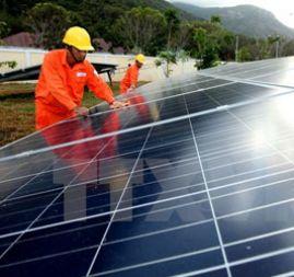 Hơn 1.500 tỷ đồng xây dựng nhà máy điện Mặt Trời ở Hậu Giang