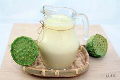 Sữa Hạt Sen/chai 330ml