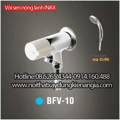Vòi sen tắm INAX BFV-10
