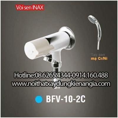 Vòi sen tắm INAX BFV-10-2C