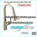 Vòi rửa chén cảm ứng Moen-Mỹ 7594ESRS