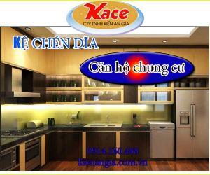 KỆ CHÉN DĨA INOX SUS304 CHO CĂN HỘ CHUNG CƯ