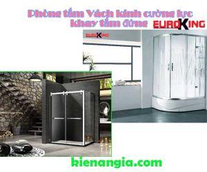 PHÒNG TẮM VÁCH KÍNH EUROKING 900X1200
