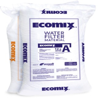 Vật liệu lọc nước Ecomix