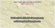 Gạch Thạch Bàn granite kỹ thuật số 30x60 MPV36-512