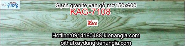 Ga5cg granite vân gỗ mờ 150x600 KAG-7108