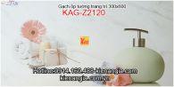 Gạch trang trí phòng ăn,phòng khách 30x60 KAG-Z2120