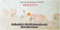 Gạch trang trí phòng ăn,phòng khách 30x60 KAG-Z2121