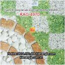 Gạch 3D bóng lát sân vườn 40x40 KAG-4970