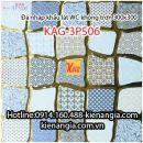 Đá lát WC,trang trí cao cấp 300x300 KAG-3P506