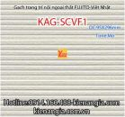 Gạch trang trí mờ ngoại thất Fujito KAG-SCVF1