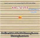 Gạch trang trí mờ ngoại thất Fujito KAG-SCVF4