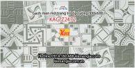 Gạch trang trí ốp tường 300x600 KAG-Z2472