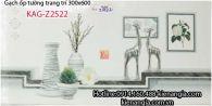 Gạch 30x60 trang trí ốp tường KAG-Z2522
