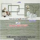 Gạch men bóng ốp tường 30x60 Bộ KAG-36629-Z2554