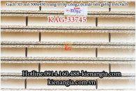 Gạch 3D mờ trang trí 30x45 KAG-33745