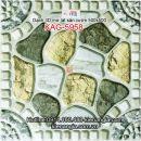 Gạch 3D mờ lát sân vườn cao cấp 50x50 KAG-5958