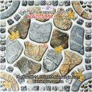 Gạch 3D mờ lát sân vườn cao cấp 50x50 KAG-5957