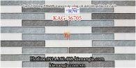 Gạch 3D bóng trang trí ốp mặt tiền 30x60  KAG-36705