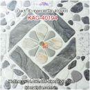 Gạch 3D nhám lát sân vườn 40x40 KAG-40194