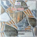 Gạch 3D mờ lát sân 400x400 KAG-40208